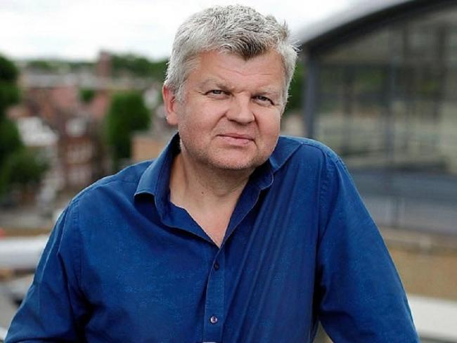 BEWDLEY-BOUND: Broadcaster Adrian Chiles
