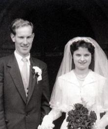 Bill and Gill Sayce