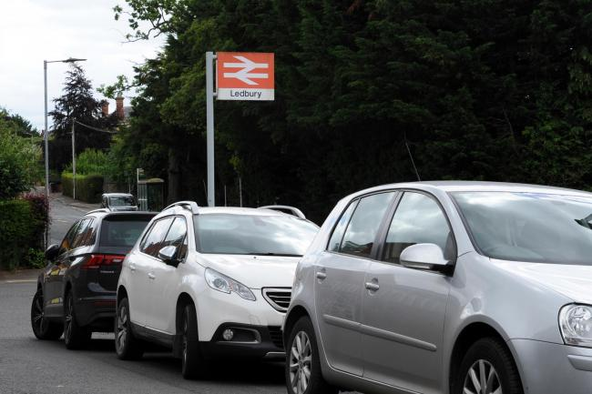 Concerns about the introduction of car parking charges at Ledbury train station & the potential impact on nearby residential streets..