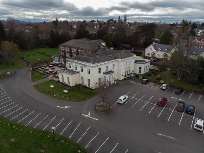 Campaigners call for hotel's green space to be protected