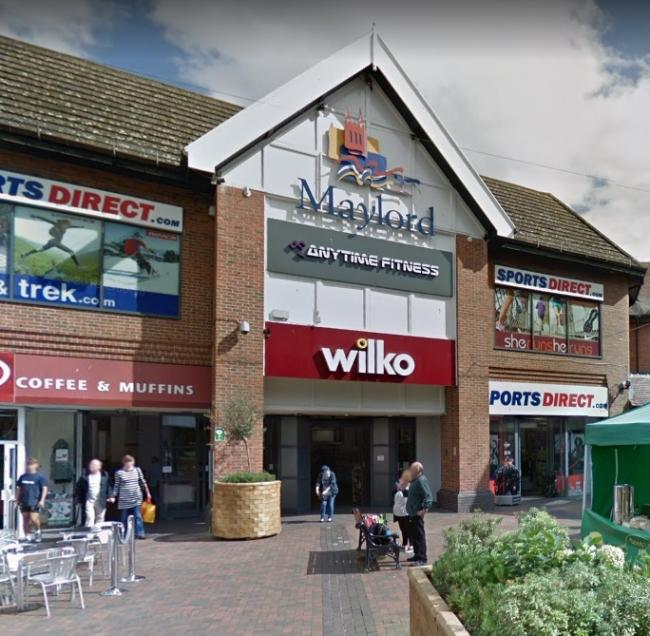 Emily Maund stole make-up from Wilko, Hereford. Picture: Google