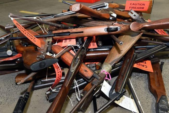 West Mercia Police's gun amnesty begins on Saturday, July 20