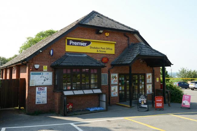 Shobdon Post Office and Stores is closed due to coronavirus