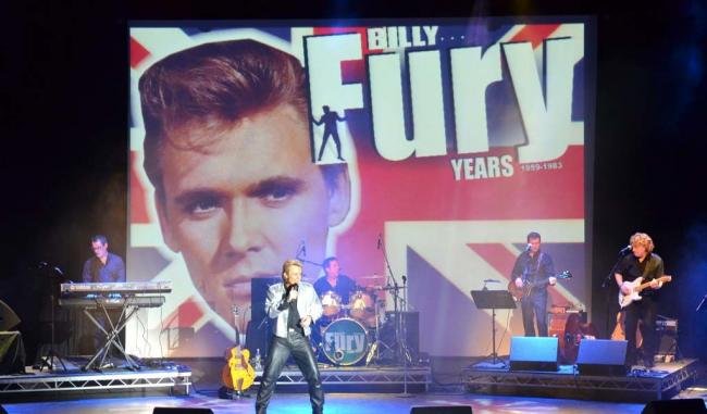 TRIBUTE: To Billy Fury