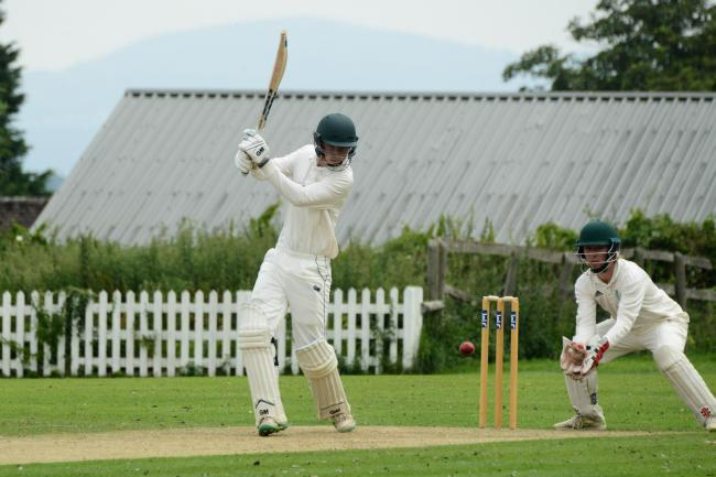 Ian Bullock hit 46 for Bromyard as they beat Astwood Bank