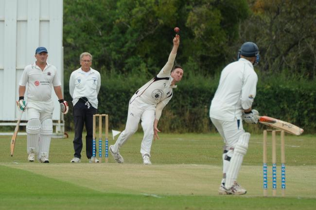 Pete Griffiths hit a century and took three wickets for Luctonians