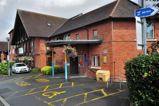 CONCERNS: There are empty beds at Ledbury Community Hospital in Market Street