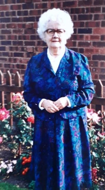 Dorothy Beavan was the 35th oldest person in the UK before she sadly passed away last month.