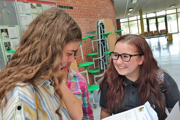 Herefordshire's GCSE results are out today