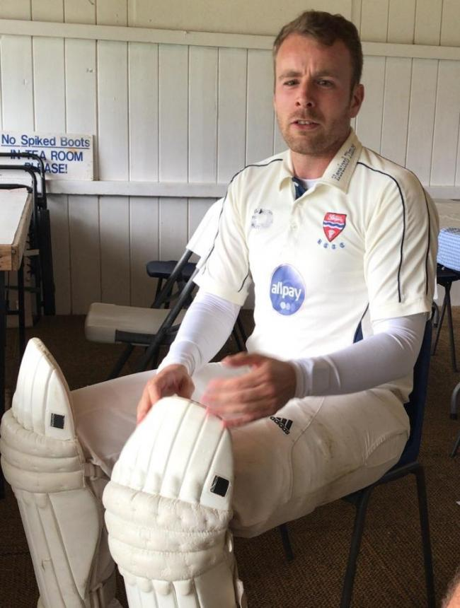 It has been a season of disappointment for Brockhampton Third's captain Will Morrall.
