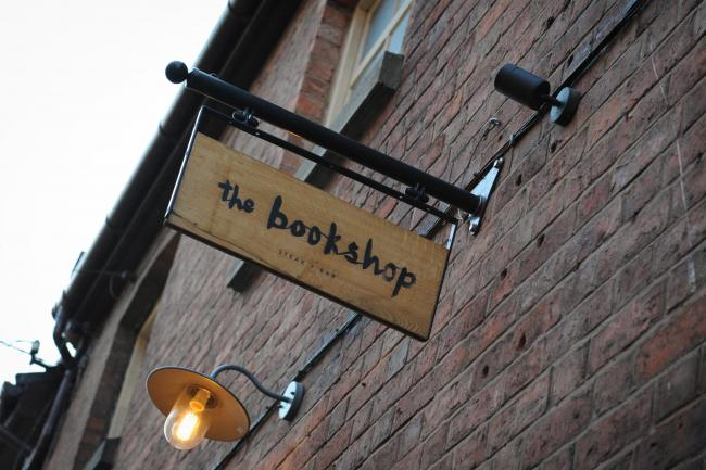 The Bookshop, Aubrey Street, Hereford..