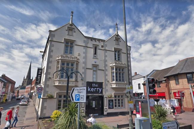Drink thrown across bar in pub row | Hereford Times