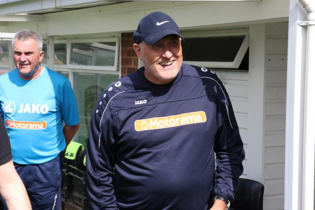 Hereford manager Russell Slade. Picture: Steve Niblett/Hereford FC