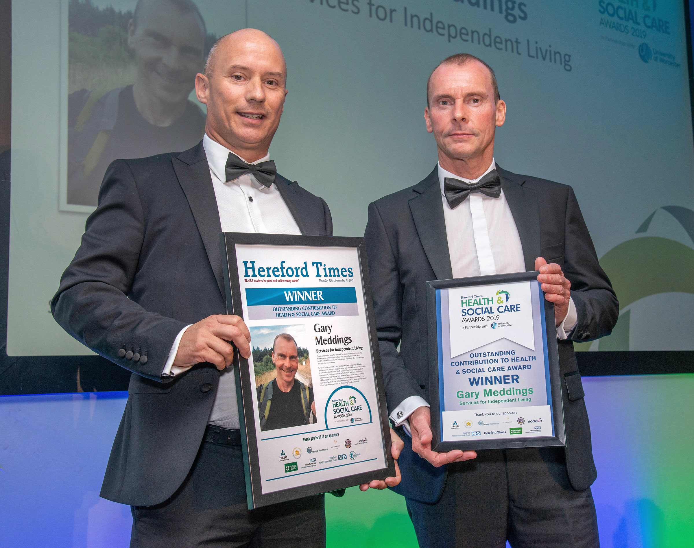 21 pictures from Hereford Times Health and Social Care Awards | Hereford  Times
