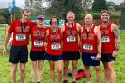 Hereford Couriers who competed in the Forest of Dean Half Marathon