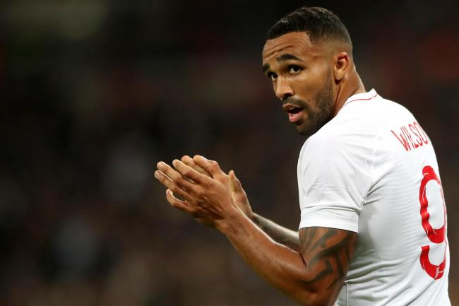 Callum Wilson is ready to make his mark with England