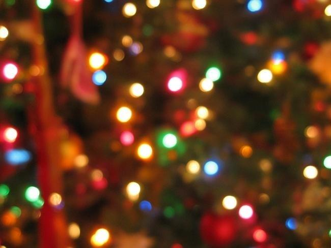 The Christmas tree lights will be switched on at 5pm on November 30.