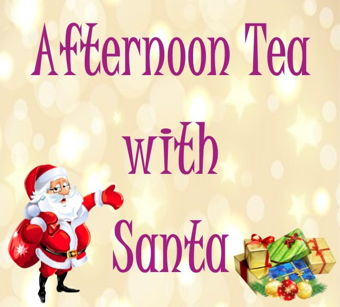 Afternoon Tea with Santa