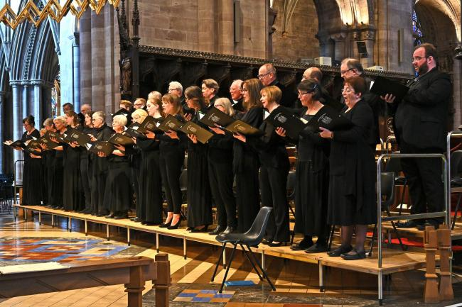Hereford Chamber Choir