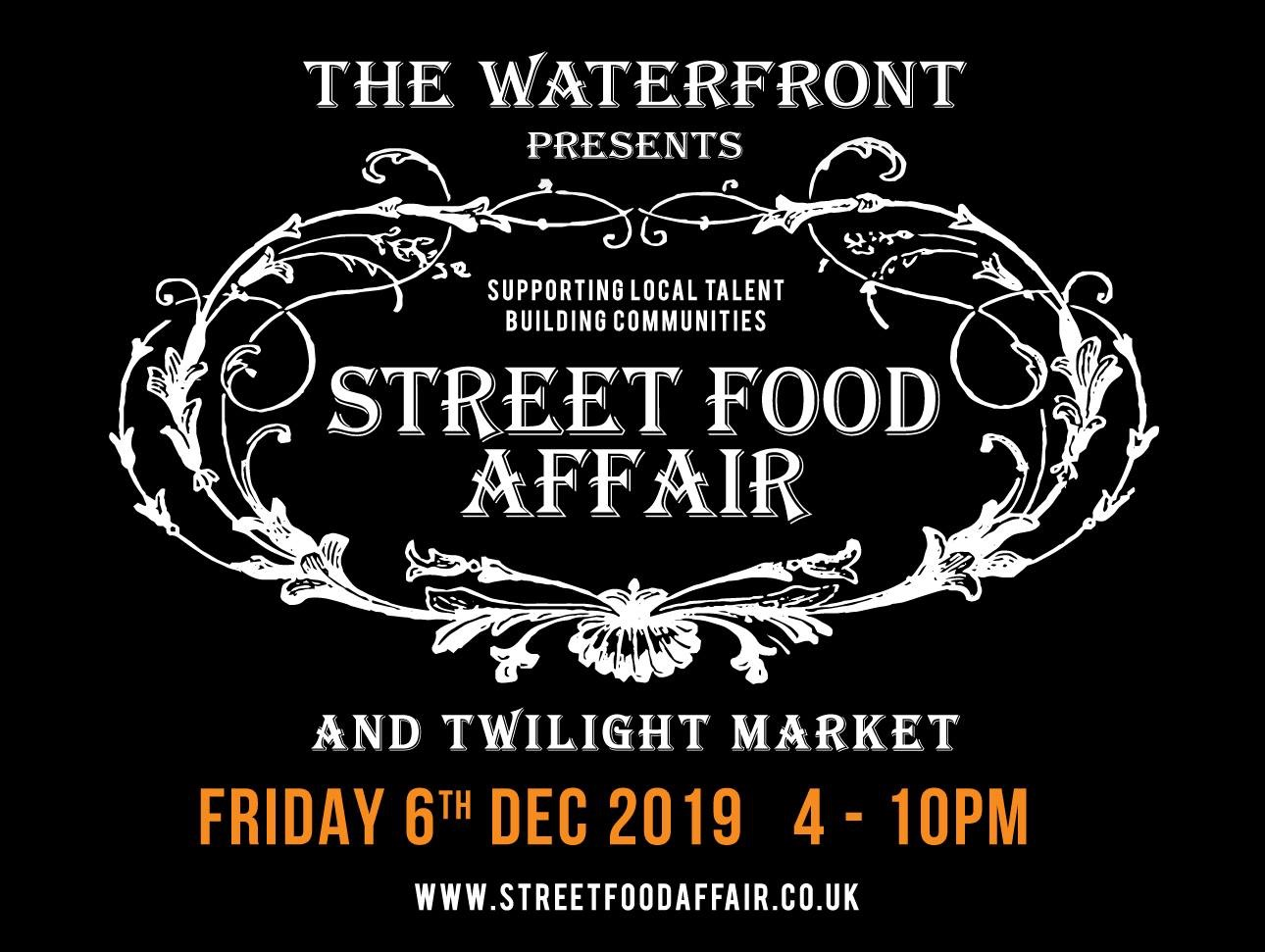 Waterfront Street Food Affair & Festive Twilight Market