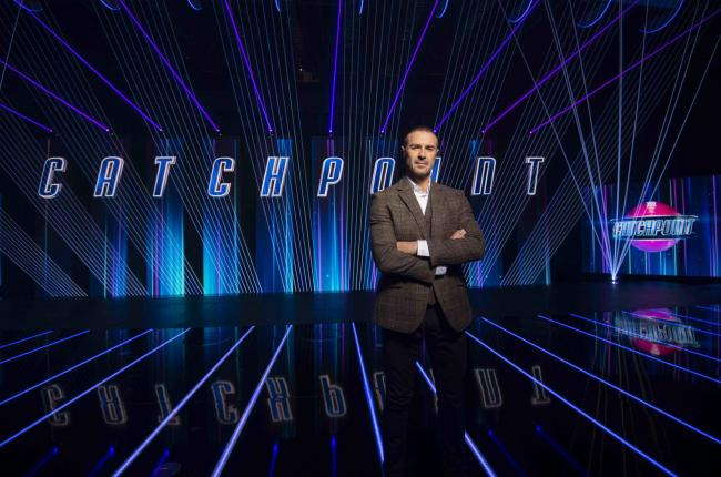Yard Productions Catchpoint, host Paddy McGuinness