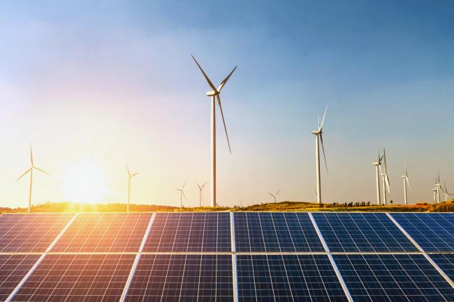 Grants are available for green energy
