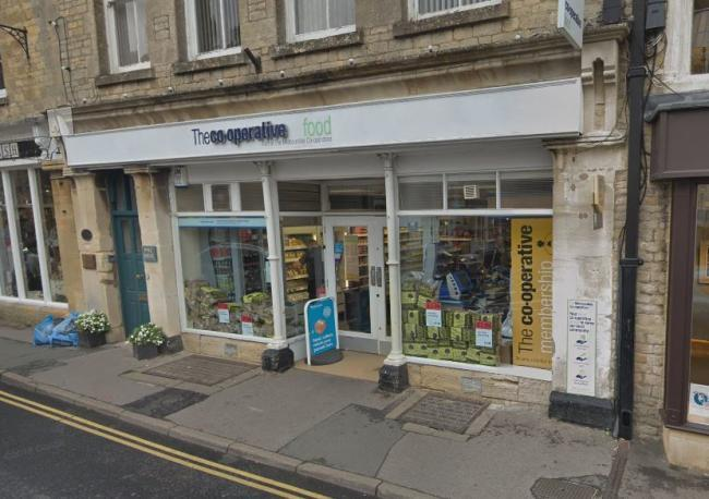 Co-op in Stow-on-the-Wold. Picture - Google Street View