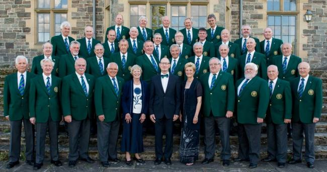 Talgarth Male Choir will perform Songs from the Black Mountains