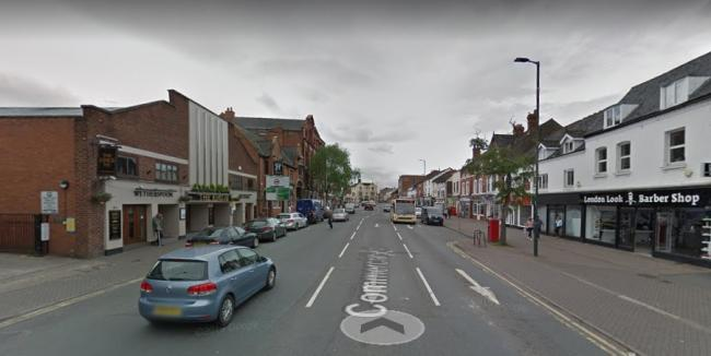 Commercial Road in Hereford. Picture: Google Maps