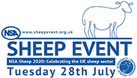 Hereford Times: The NSA Sheep Event logo