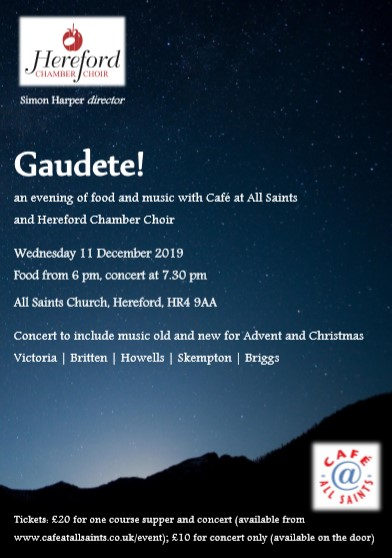 Gaudete - Music for Advent & Christmas