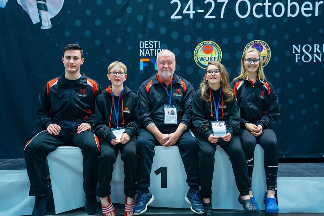 Medal haul at Europeans for karate fighters - Hereford Times