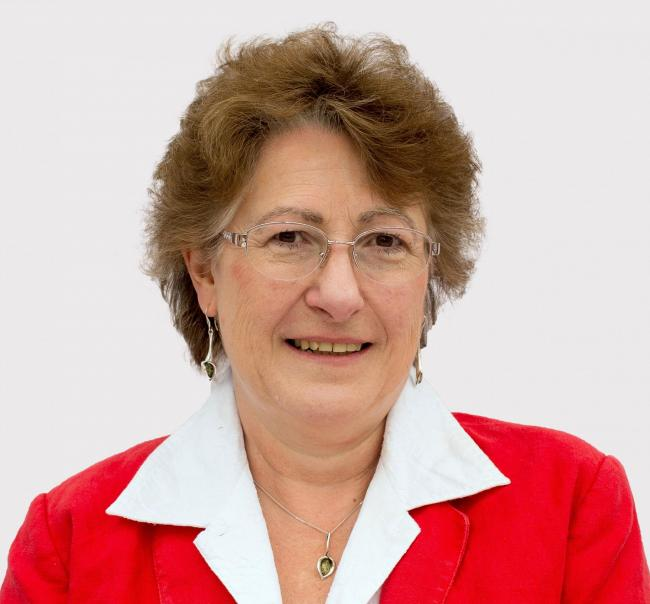 Hereford and South Herefordshire Labour Party candidate Anna Coda