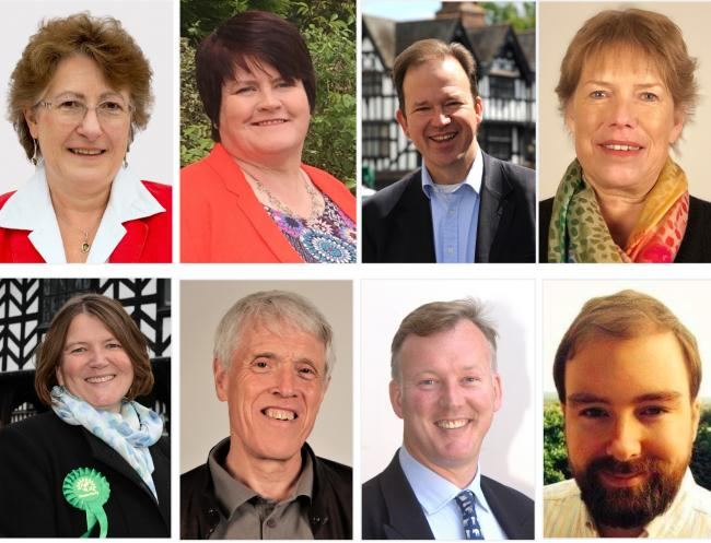 Herefordshire's parliamentary candidates set out their views