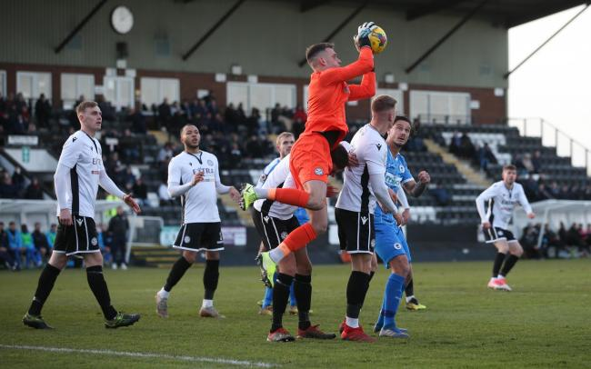 Fans might not be allowed in the The PRG Stadium@Keys Park for the Hereford friendly