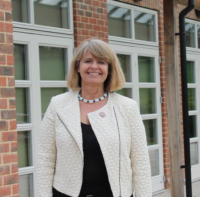ADVICE: Harriett Baldwin MP is advising residents to follow official advice