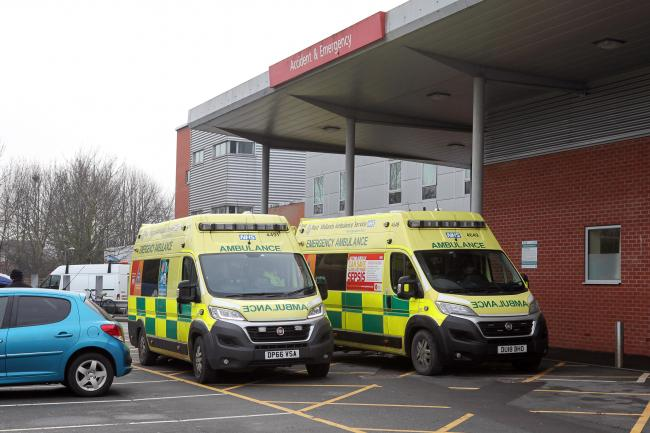 Hospital bosses are hoping they will be able to improve Hereford County Hospital's A&E department for winter