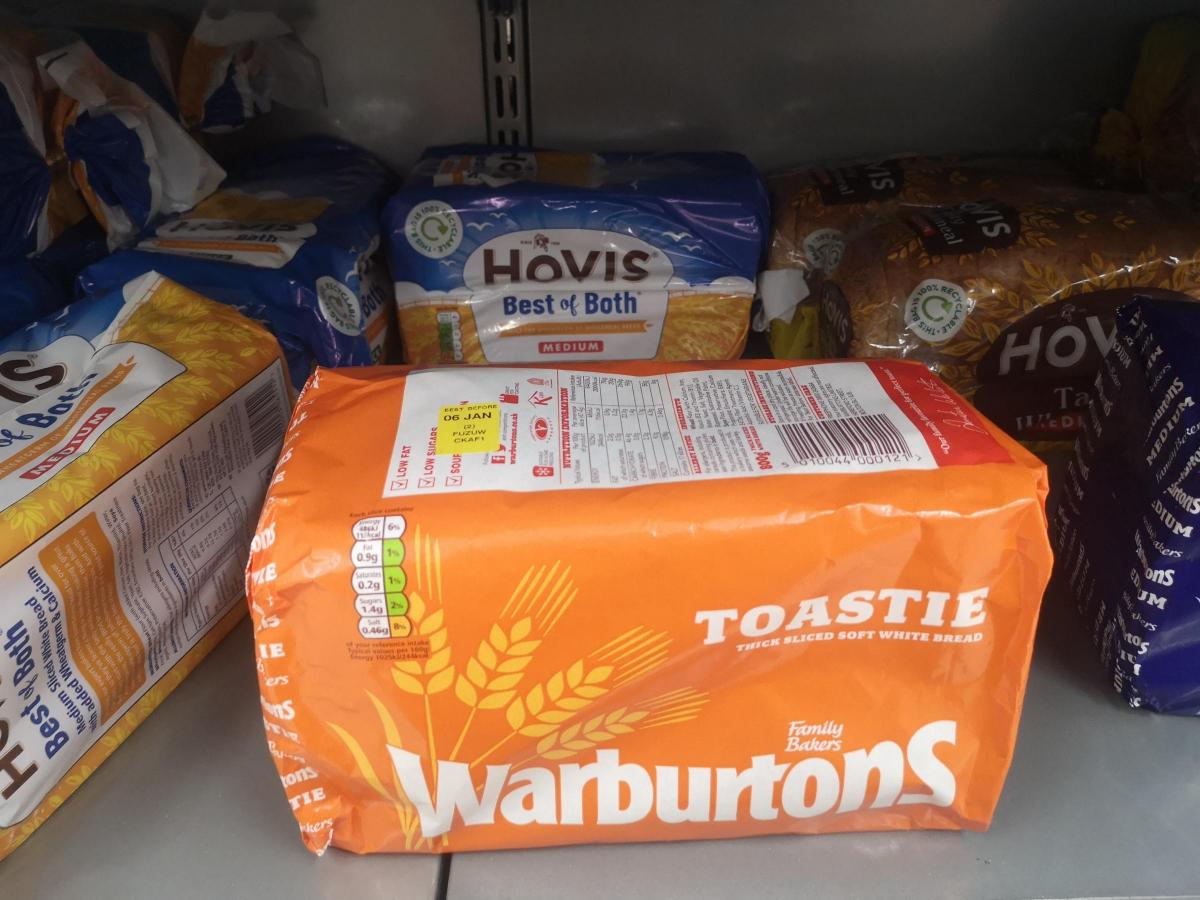 Warburtons Responds To Anger Over Halal Symbol On Bread