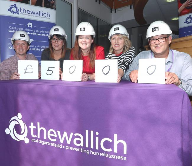 The Edenstone Foundation previously partnered with The Wallich and is inviting good causes to apply for grants