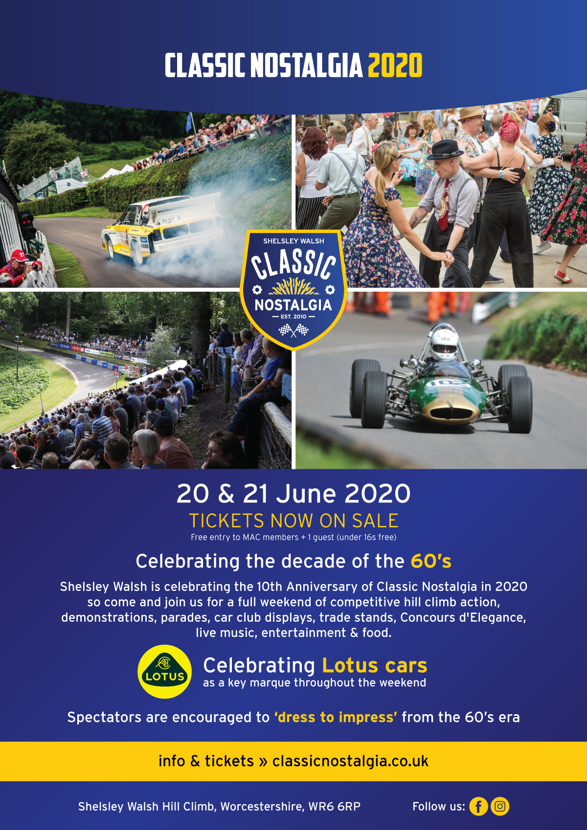 Shelsley Walsh Classic Nostalgia