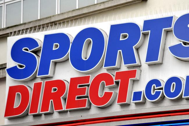 The Sports Direct logo