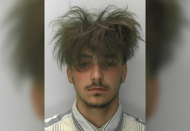 Jakub Kowal has been jailed for a year for dealing Ketamine. Picture: Gloucestershire Constabulary