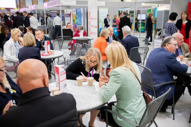 The business expo is set to take place next month