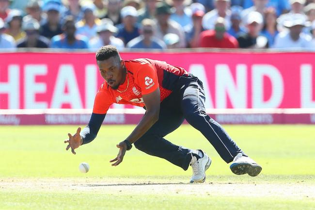 Chris Jordan has missed only one T20 for England since the last World Cup four years ago (Mark Kerton/PA)