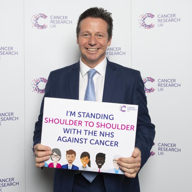 MPs' World Cancer Day drop-in session held at Portcullis House