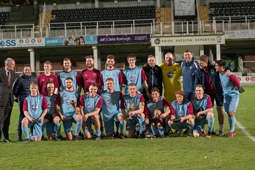 Westfields won the County Cup last season
