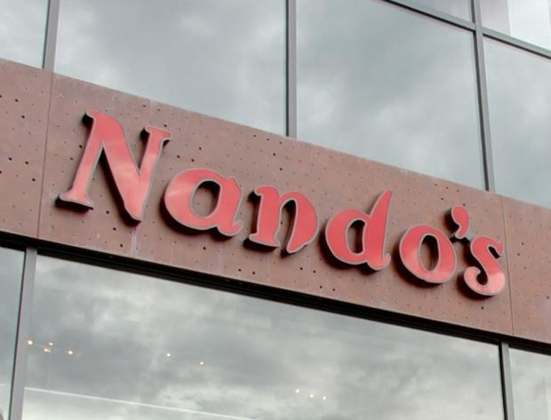 Hereford Times: CLOSED: Nando's have closed their branches across the UK. Picture: Newsquest