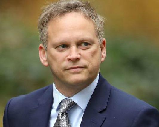 ADVICE: Grant Shapps. Pic. PA
