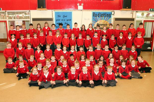School of the month - Cleghonger C.E Primary School.