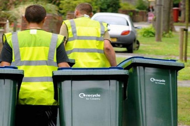 Bin collections in Worcester are set for a shake-up.